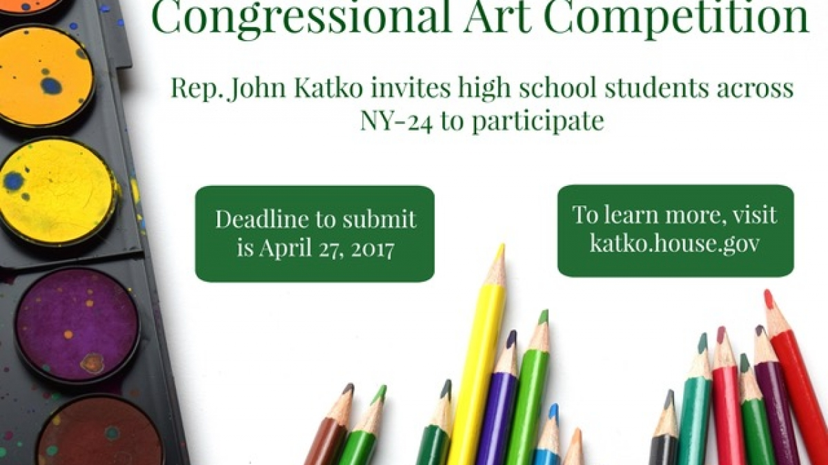 2017 Congressional Art Competition