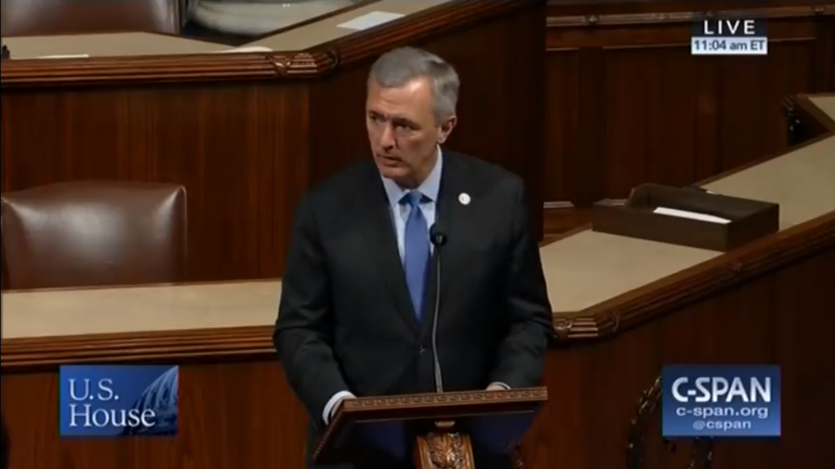 Katko Highlights Vera House White Ribbon Campaign On House Floor